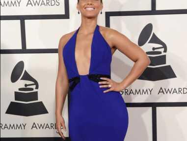 Le tapis rouge des Grammy Awards 2014