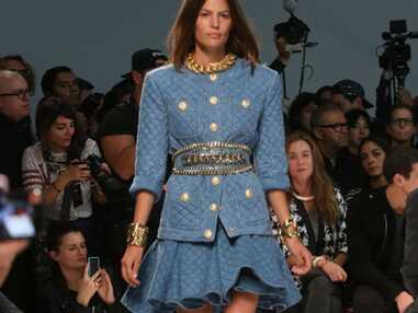 Fashion Week - Les bourgeoises bling de Balmain