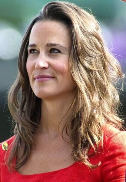 Pippa Middleton  à Wimbledon en juin 2011