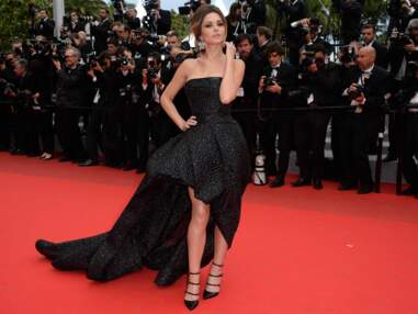Cannes 2014: Jessica Chastain, Eva Longoria, la montée des marches de The Hoxcatcher