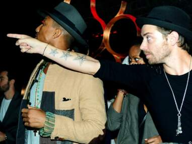 Pharrell au Club 79