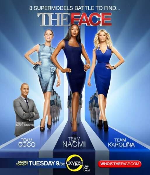 The Face, son émission pour la jeune génération