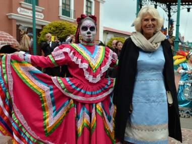 Charles et Camilla en visite au Mexique