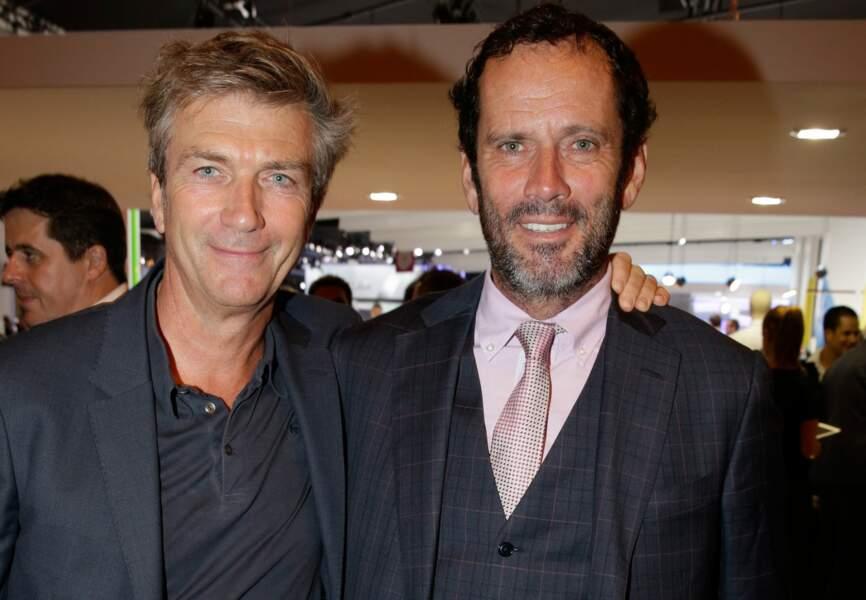 Philippe Caroit et Christian Vadim