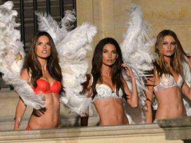 Photos - Karlie Kloss, Alessandra Ambrosio: des anges passent à Paris
