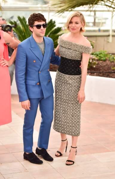 Xavier Dolan en Louis Vuitton