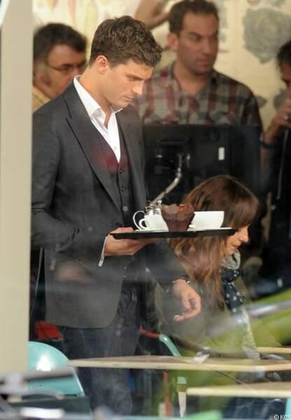 Jamie Dornan est Christian Grey