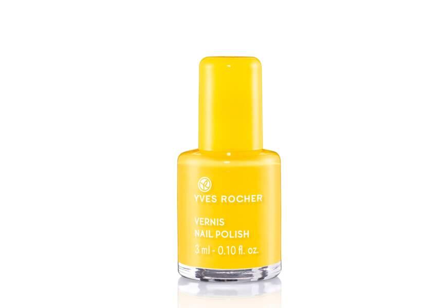 Jaune Citron, Yves Rocher, 1,95€