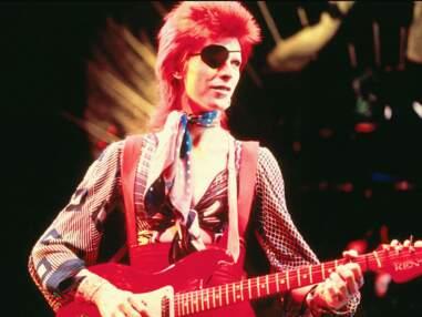 David Bowie & ses looks