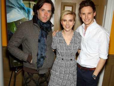 Scarlett Johansson de retour à New York