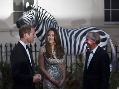 Kate et William tapis rouge