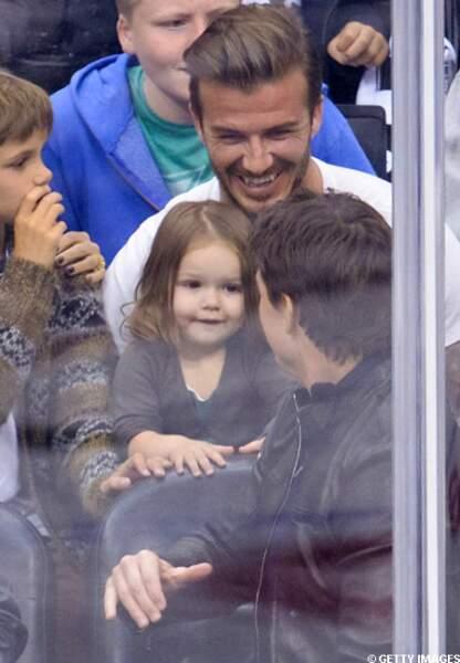 Qui veut croquer la petite Harper?