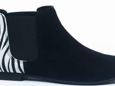 Shopping mode - Des chaussures wild