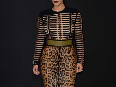 Miranda Kerr, Lea Michele, les jupes crayon imprimés