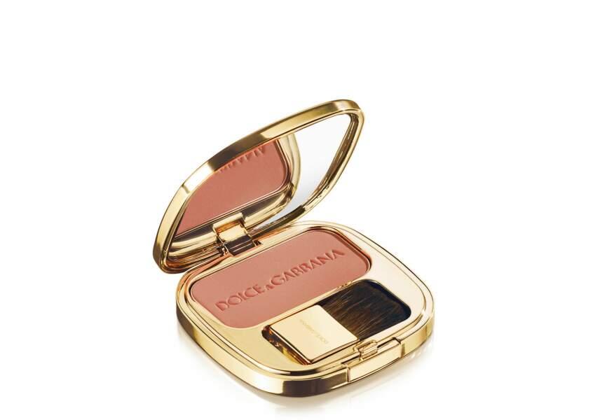 Dolce&Gabbana, Blush Luminous Cheek Colour en Peach