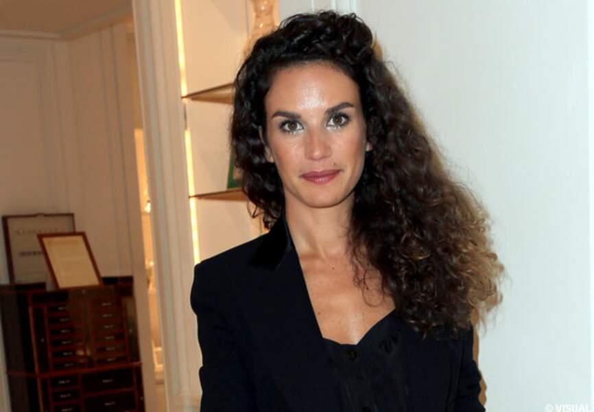 L'actrice Barbara Cabrita chez Dior
