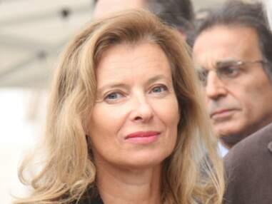 Valérie Trierweiler manifeste pour les journalistes français enlevés en Syrie