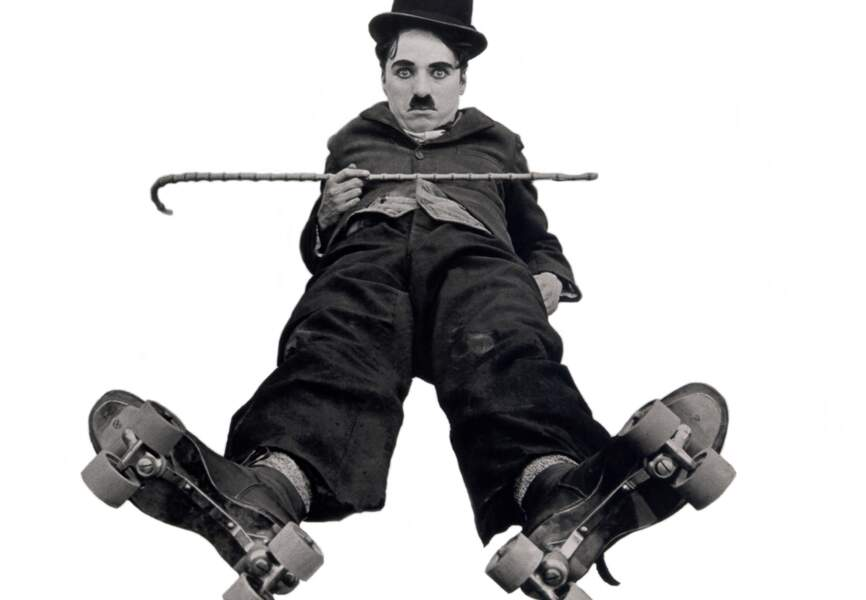 Charlot patine (1916)