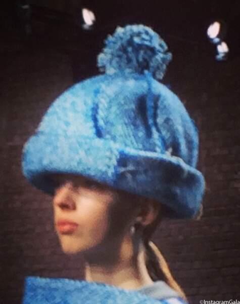 Focus sur le chapeau chez Acness Studio