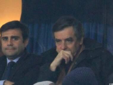 Tribune présidentielle du Stade de France pour France Espagne