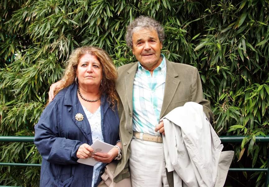 Pierre et sa femme, toujours aussi amoureux après 51 ans (bientôt 52) de mariage