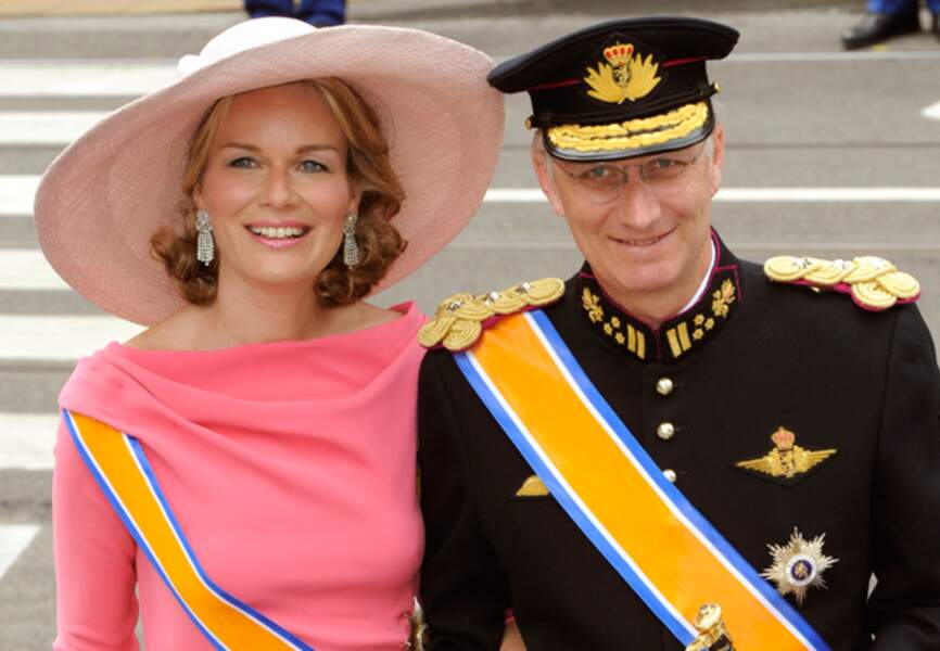 2013: aux Pays-Bas, l'abdication de la reine Beatrix