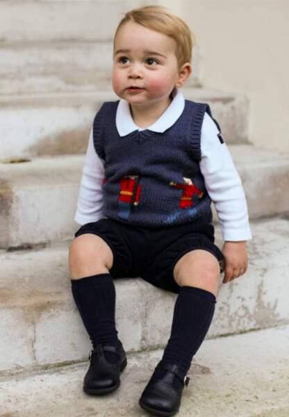 Culotte courte pour Noël