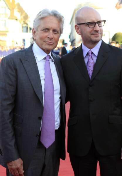 Michael Douglas et Steven Soderbergh