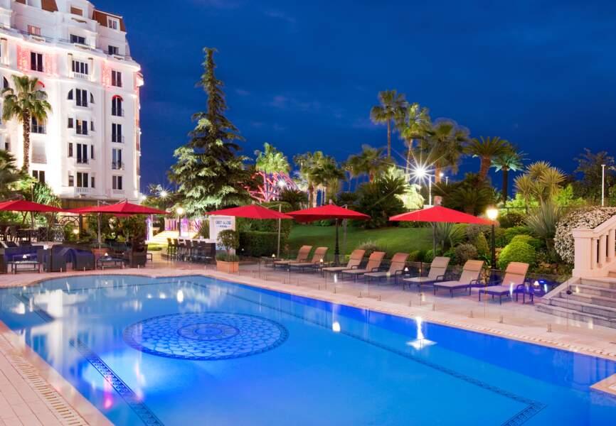 Le Majestic à Cannes. L'incontournable de stars : de Catherine Deneuve à Nicole Kidman