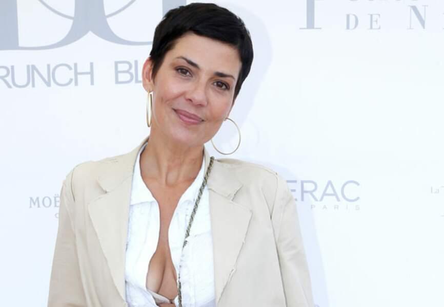 Cristina Cordula, animatrice de l'émission Nouveau Look pour une Nouvelle Vie sur M6
