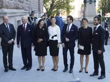 Carl Philip de Suède et Sofia Hellqvist première sortie officielle