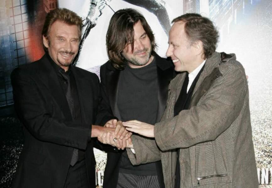 Il assiste à la première du film Jean-Philipe en 2006