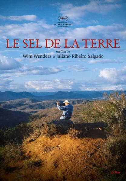 The Salt of the Earth de Wim Wenders et Juliano Ribeiro Salgado (1h40)