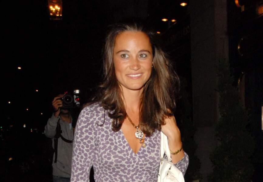 Pippa Middleton en 2007