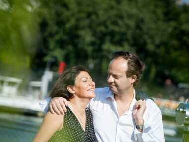 Anne Hidalgo et Jean-Marc Germain