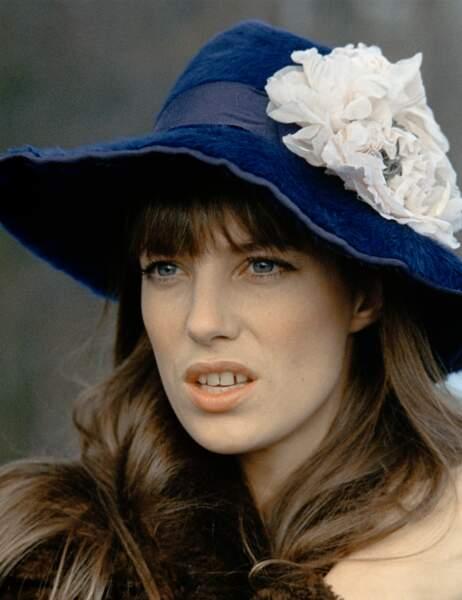 Mais quand on revoit Jane Birkin au même âge, c'est certain, Lou est bien sa fille
