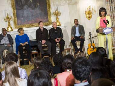 Justin Timberlake à la Maison Blanche