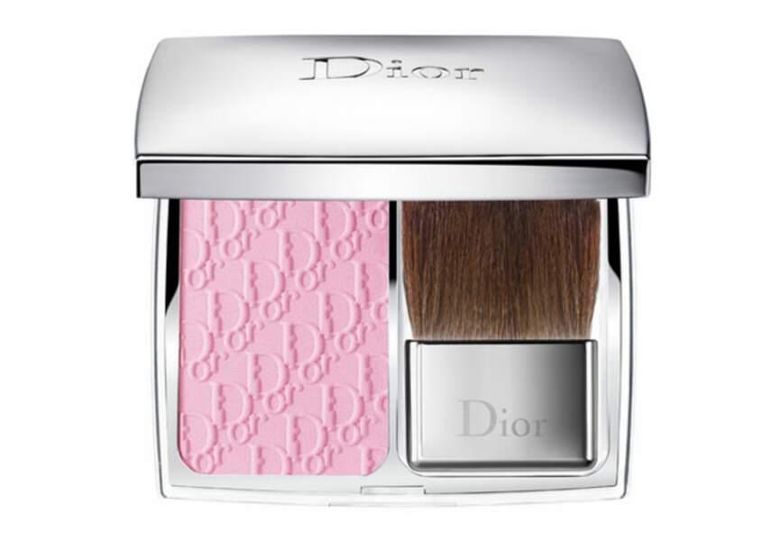 Dior - Rosy Glow – Rose à joue rehausseur de bonne mine – 40,40€