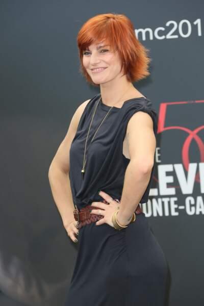 Fauve Hautot, danseuse professionnelle, intègre le jury