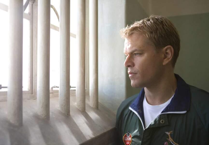 Dans Invictus de Clint Eastwood (2009), il est François Pienaar