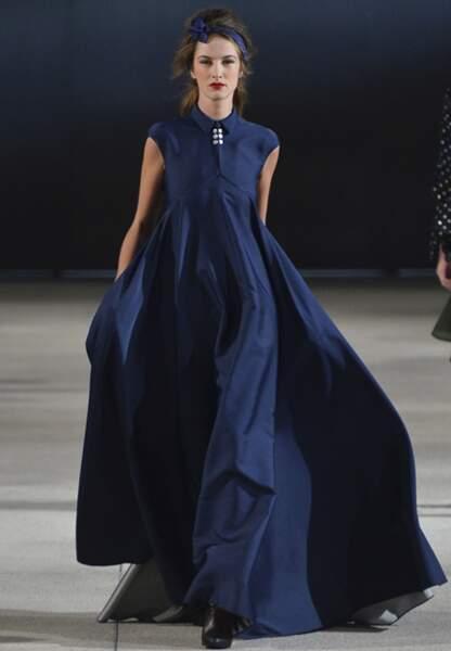 Grande robe vaporeuse