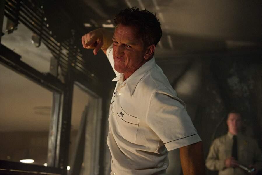 """Sean Penn et Ryan Gosling se retrouvent dans """"Gangster Squad"""" en 2013"""