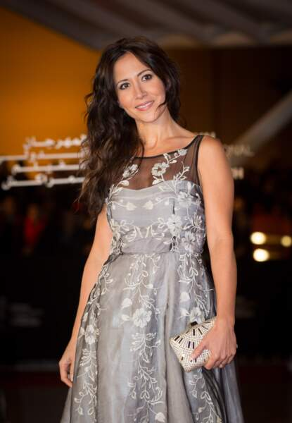 Fabienne Carat, actrice dans Plus Belle La Vie