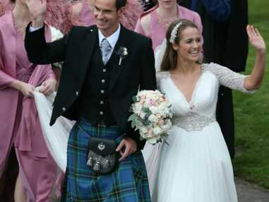 Le mariage écossais du tennisman Andy Murray et de Kim Sears