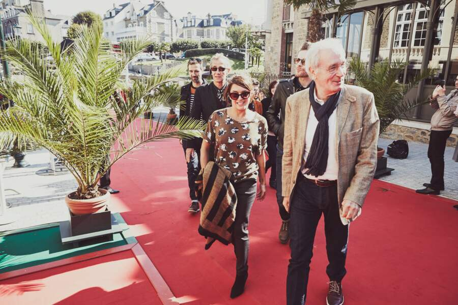 Opening Ceremony - 25th Dinard Film Festival