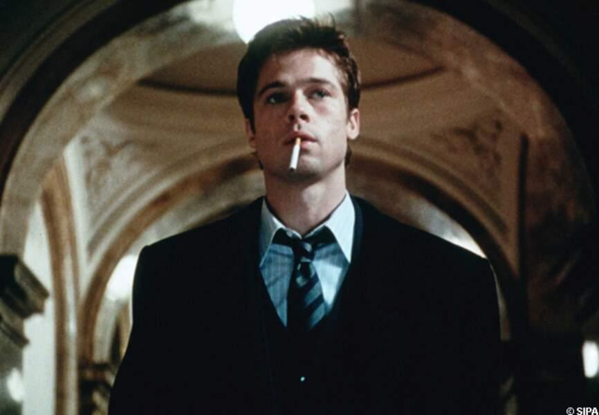 Brad Pitt dans Sleepers en 1996