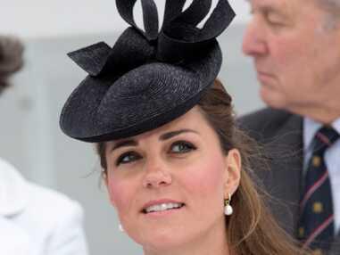 Kate: la princesse baptise le Royal princess