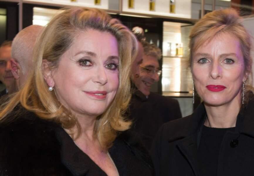Catherine Deneuve et Karine Viard