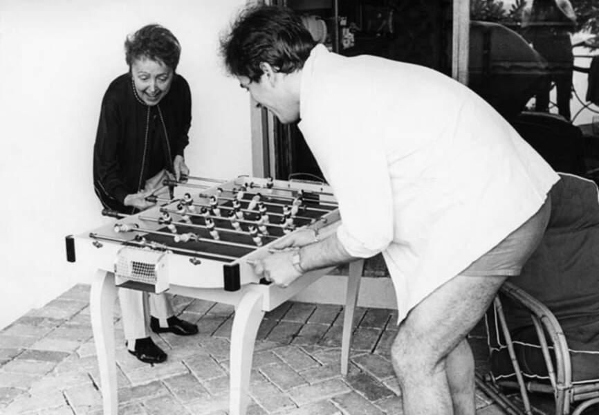Du quotidien de Piaf, Hugues a tout photographié