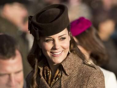 Noel de la famille royale d'Angleterre